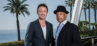 Interview de David Lyons et Giancarlo Esposito (Revolution)